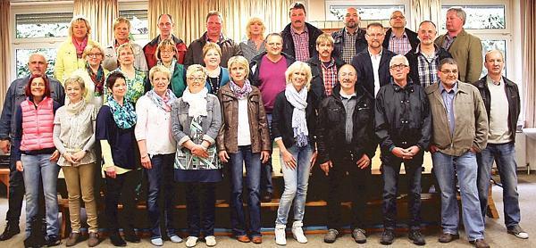 Klassentreffen nach 40 Jahren Martin Wichmann und Co